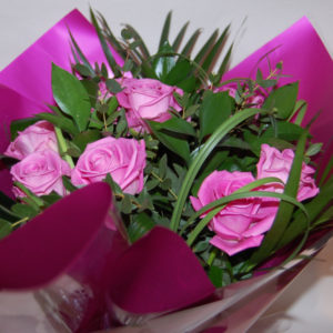 luxury roses bouquet from katie peckett florist sheffield