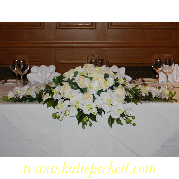 Top table silk flower arrangement to hire flowers sheffield from top table silk flower arrangement to hire mightylinksfo