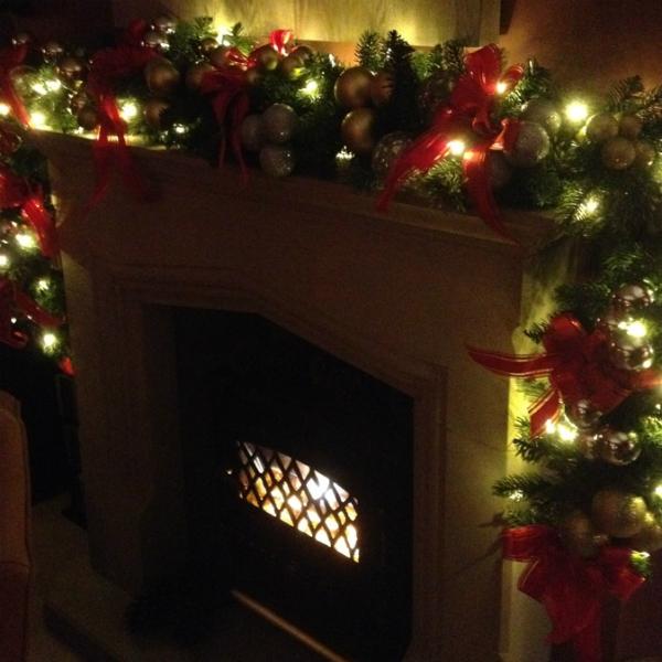 Opulent Christmas Garland