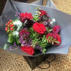Ruby Reds Bouquet