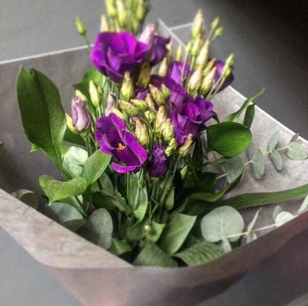Simply Lizzie flower bouquet Sheffield