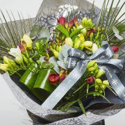 bouquet of freesias from Katie Peckett