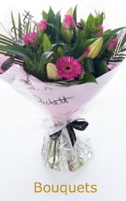 flower bouquet sheffield