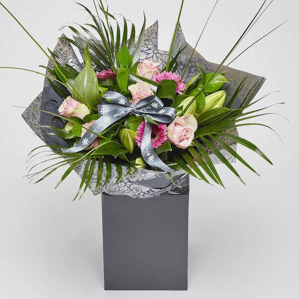 celebration bouquet florist Sheffield