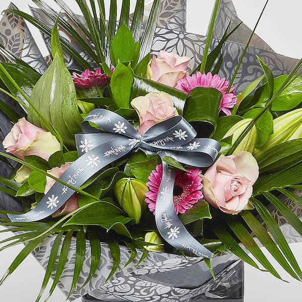 roses lilies and gerberas bouquet online