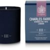 Charles Farris Rubus candle