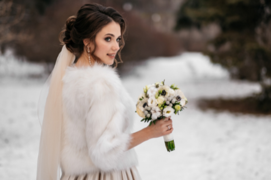 Colours & Trends for Winter Weddings