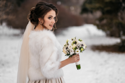 colours and trends for winter weddings florist Sheffield