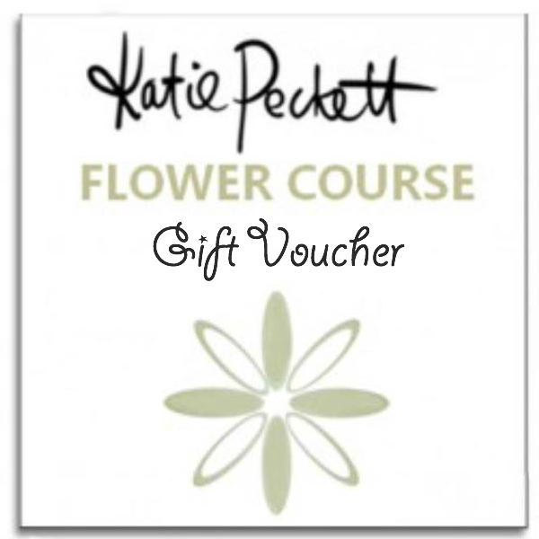 katie peckett flower school sheffield gift voucher
