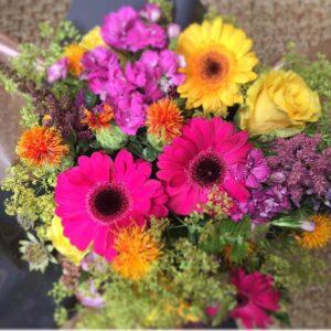 Fruit Salad Bouquet