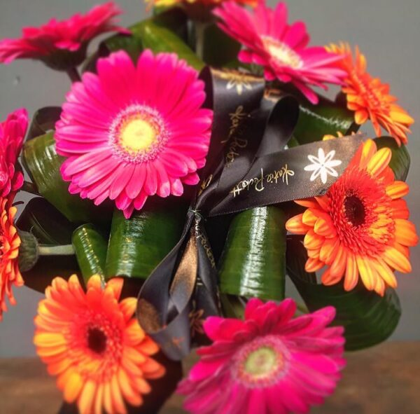 gerbera bouquet florist Sheffield