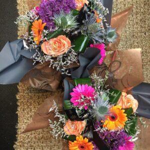 Katie Pecketts technicolour dream bouquet