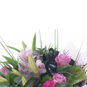 luxury flower bag Sheffield flower delivery