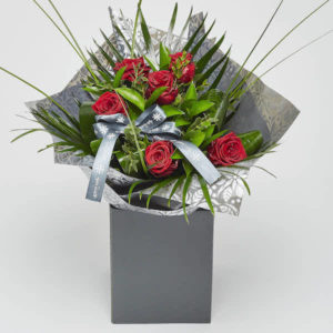 luxury rose bouquet online flowers Sheffield