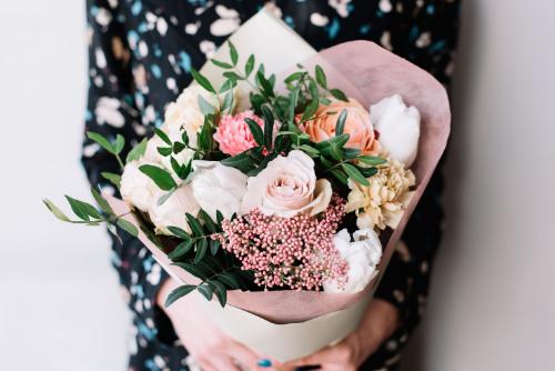 online flowers Sheffield wellbeing bouquets