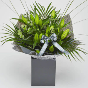Katie Peckett oriental lily bouquet