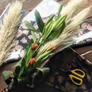 pampas paradise online flowers Sheffield