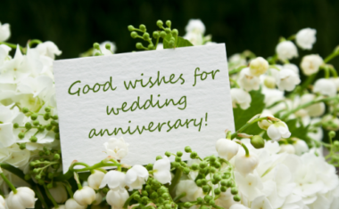 Creative Floral Ideas for Wedding Anniversaries from Sheffield Florist