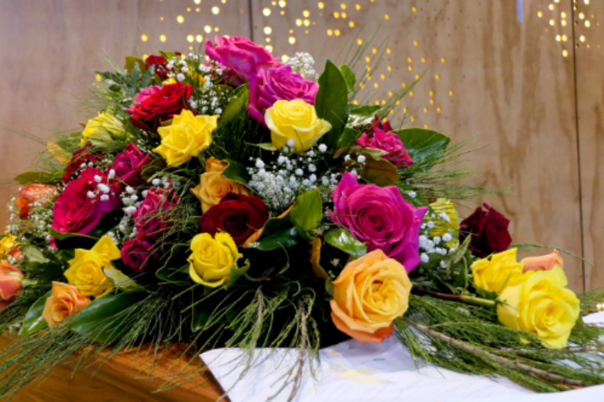 Bespoke Sheffield Funeral Flowers – Beautiful Arrangements for Churches and Crematoriums