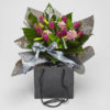 spring flower bouquet from sheffield florist katie peckett