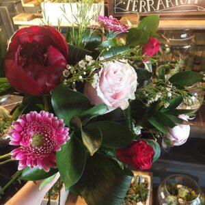 Summer Romance bouquet florist Sheffield