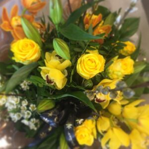 Sunshine Deluxe Bouquet florist Sheffield