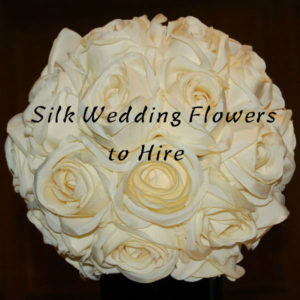 wedding flowers to hire