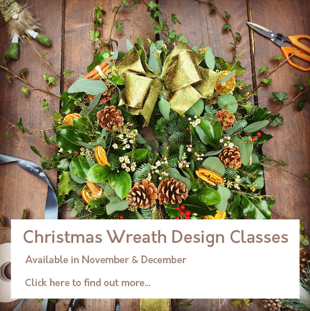 wreath design classes