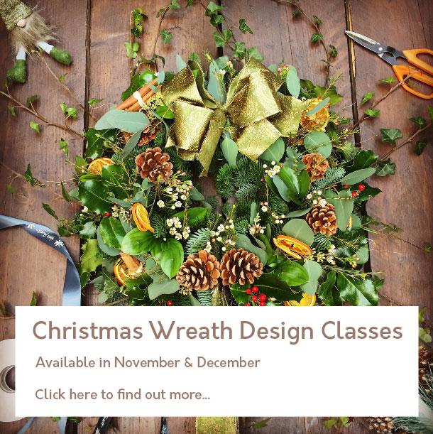 wreath design classes
